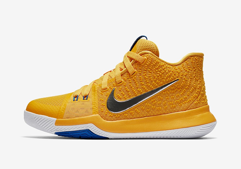 49c40698f45d So Many Fresh Kyrie 3 Colorways to Choose From This Summer