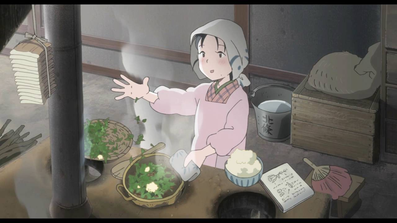 In This Corner Of The World Offers A Wrenching Depiction Of Hiroshima Bombing Scene And Heard Scene S News Blog
