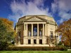 If only the weather looked like this outside Severance Hall Sunday afternoon.