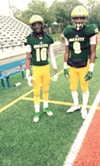 Mike Chappman and Javaughn Williams