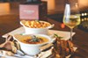 Serving up comfort food at the Red Lantern