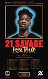 Rapper 21 Savage To Bring His Hypnotic Street Tales to House of Blues