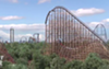 A look at the brand new Steel Vengeance roller coaster at Cedar Point.