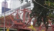 Center Street Swing Bridge in Flats Already Open Again
