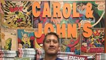 Carol & John's Comic Book Shop Will Celebrate Jack Kirby's 100th Birthday