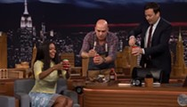 In Honor of Gabrielle Union Moving to Cleveland, Michael Symon Serves Up Some Mabel's on the Tonight Show