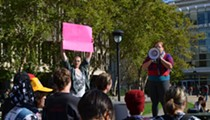 CSU Students Call for President Berkman's Ouster, Urge Open Conversations About Speech Policies