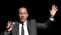 Jerry Seinfeld is Coming to Akron Next Year