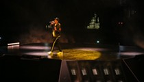 Jay-Z Motivates and Inspires During Engaging Concert at the Q