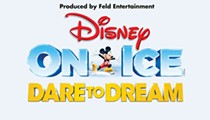 Win A Pair Of Tickets To Disney On Ice