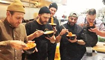 Do You Accept the Nuclear Noodle Challenge Like These Cleveland Chefs?