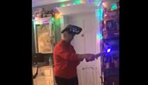 Please Enjoy This Ohio Grandmother's Lightsaber Skills