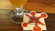 Valentine's Day Yoga Event at Sibling Revelry Combines Love, Sweat and Beers