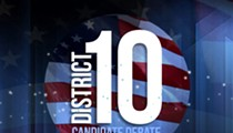 Only Two Candidates Bothered to Show up for District 10 State Rep Debate