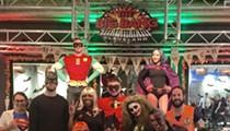 Flats East Bank Hosts the Inaugural Superhero Bar Crawl on Saturday
