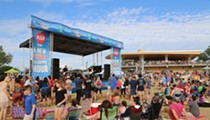 Edgewater LIVE Returns Just in Time For a Single Lane West Shoreway