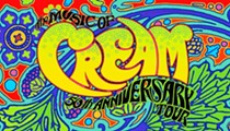 The Music of Cream — 50th Anniversary Tour Coming to Playhouse Square in November