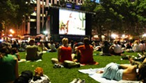 Your Guide to Free Outdoor Movies All Around Cleveland This Summer