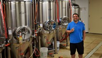 CWRU Students Helped Matt Vann transform the Jolly Scholar from a Campus Bar to a Fully Functioning Brewery