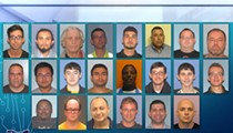 Cuyahoga County Undercover Sting Operation Arrests 22 Men Attempting to Have Sex with Children