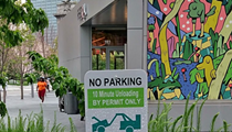 New Signage Reminds Visitors You Can't Park Your Car on Public Square