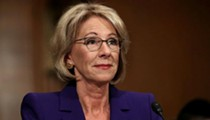 Someone Untied Betsy DeVos' $40 Million Yacht in Huron and it Crashed Into a Dock