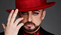 In Advance of This Week's Hard Rock Live Show, Pop Star Boy George Explains Why He's a 'Work-in-Progress'