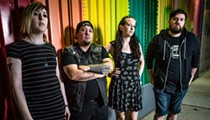 Local Rockers Darling Waste to Play Farewell Show at the 5 O'Clock Lounge