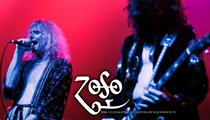 Win 4 Tickets to see Zoso - Tribute to Led Zeppelin
