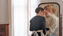 Kristen Stewart and Chloë Sevigny Make do With Messy 'Lizzie'