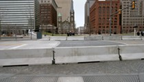 Happy Two Year Anniversary, Public Square Jersey Barriers!!!