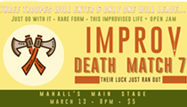 Mahall's to Launch a New Monthly Improv Event on March 13