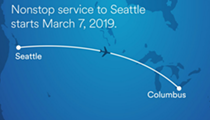 Alaska Airlines Launches Direct Route from Seattle to Columbus, Might Take You to Cleveland Instead