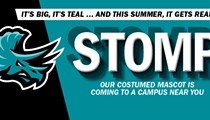 'STOMP' is Tri-C's New Mascot After Besting Four Other Names in Community Poll