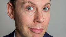 Comedian Ryan Hamilton to Perform at the Ohio Theatre in November