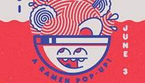 David Chin, Chef at Flour, to Host Ramen Pop-Up Dinner at Larder Tonight