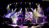 Birds of a Feather Faceplant into Rock Together at Phish's Blossom Performance Last Night