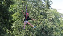 You Can Soon Zipline Over Downtown Cleveland as Part of All-Star Week Festivities