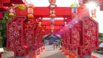 Asian Lantern Festival Adds Two More Weeks to Cleveland Metroparks Zoo Residency