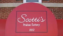 Update: Scotti's Italian Eatery in Collinwood May Not Close Up Shop Aug. 16