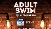 Win a pair of tickets to the Fall Wine Tasting at the Greater Cleveland Aquarium