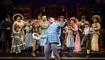 Great Lakes Theater Embraces All That Makes 'The Music Man' Great