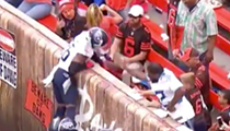 The Man the Browns Falsely Accused of Throwing a Beer on a Titans Player Has Sued the Team for Defamation