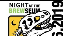 Win a pair of tickets to the Cleveland Beer Week 'Night at the Brewseum' event at the Cleveland Museum of Natural History