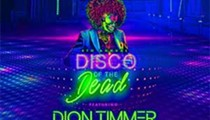 Win a pair of tickets to Disco of the Dead feat. Dion Timmer at the Agora