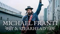 Win a pair of tickets to the Michael Franti  & Spearhead show at the Agora