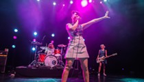 Update: Bikini Kill Reschedules Canceled Agora Show
