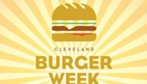 Cleveland Burger Week (July 13 - 19)