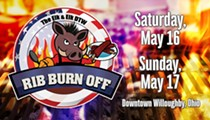 The Elk + Elk DTW Rib Burn Off (May 16 & 17) - Downtown Willoughby