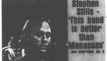 Rewind: 46 Years Ago On This Date Stephen Stills Made the Cover of Scene